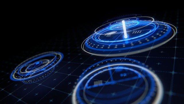 Hologram ovladače