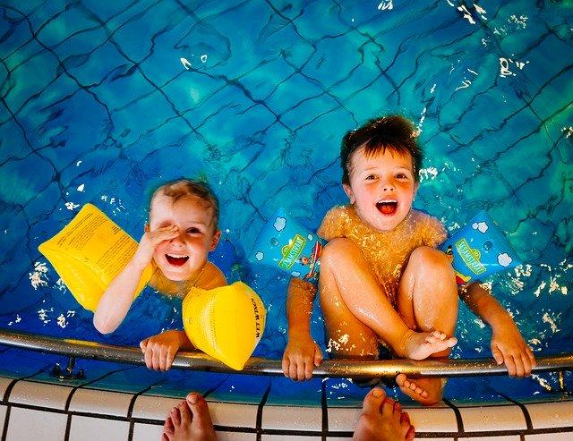 Společné plavání