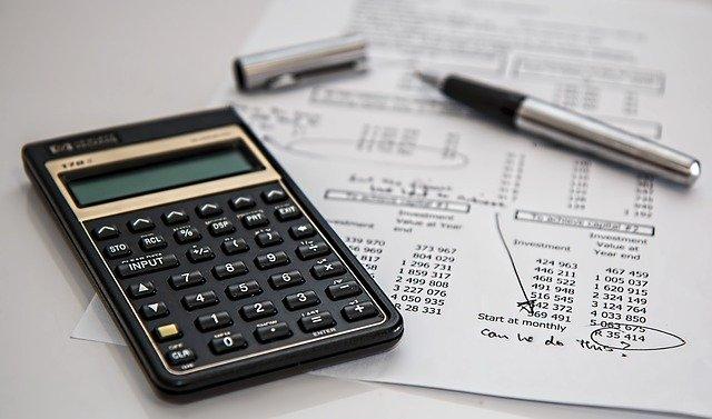 Rozpis financí