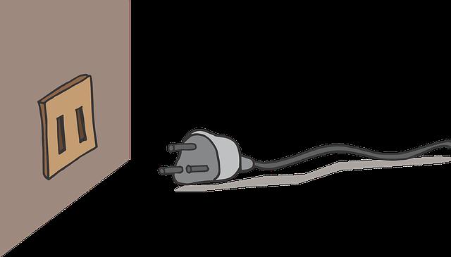 zásuvky a vypínače